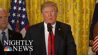 Who's To Blame For Families Being Separated At the Border? | NBC Nightly News