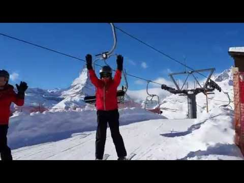 Zermatt switzerland ski resort