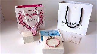 видео Кожанные браслеты ПАНДОРА, Купить кожаные браслеты Pandora (Пандора) с шармами на сайте Интернет-магазина FRAGOLA