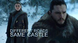 Baixar Arya & Jon // Different Roads, Same Castle