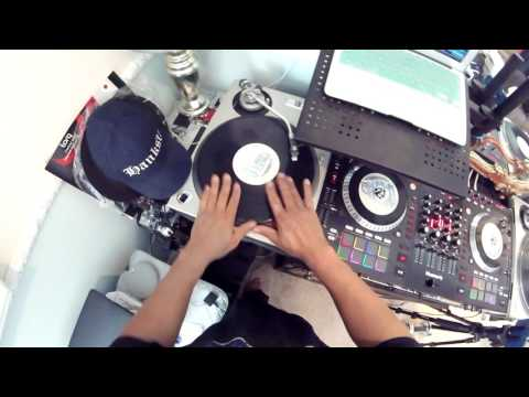 HEAD CAM ON THE DJ (Masta Hanksta)
