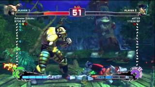 Extreme Sokoku (ZA) vs. alf729 (BI)