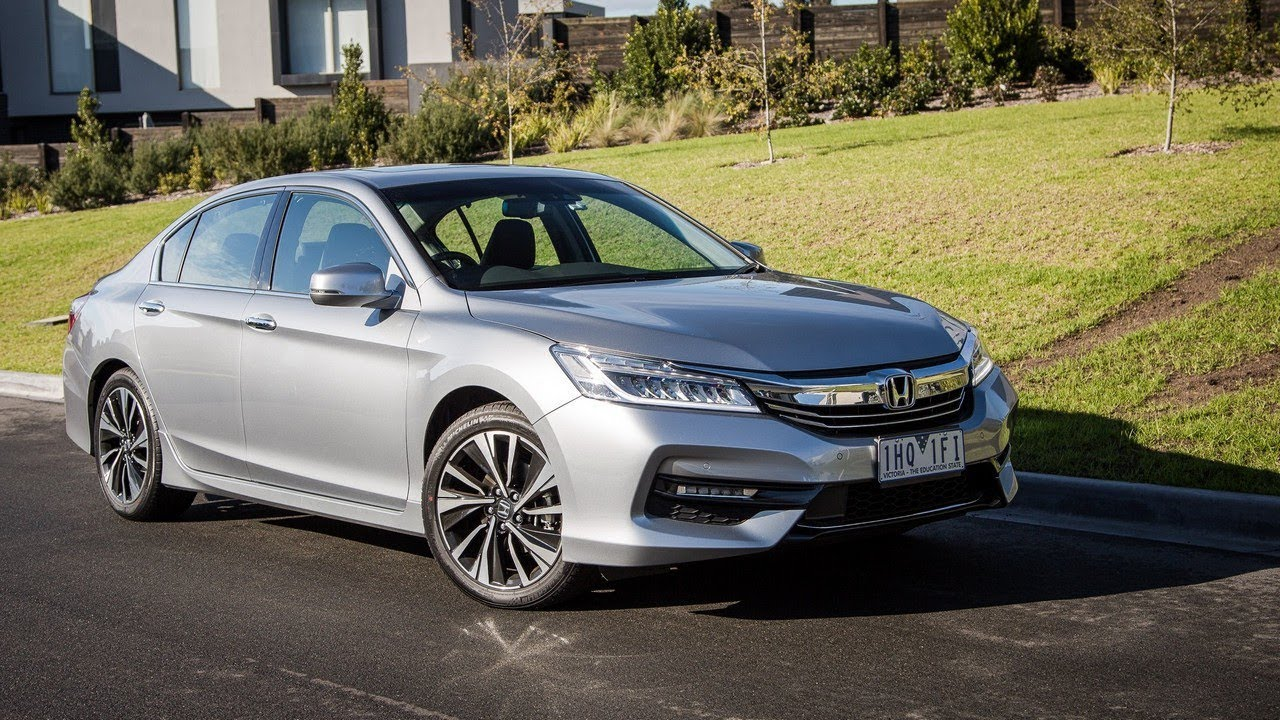 2018 Honda Accord V6 Review Prototype First Drive No Problem