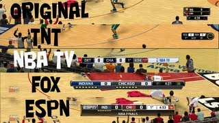Mods NBA2K13 PC | Marcadores