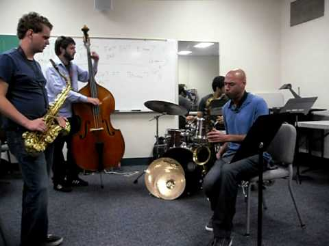 Joshua Redman Solo on Another You