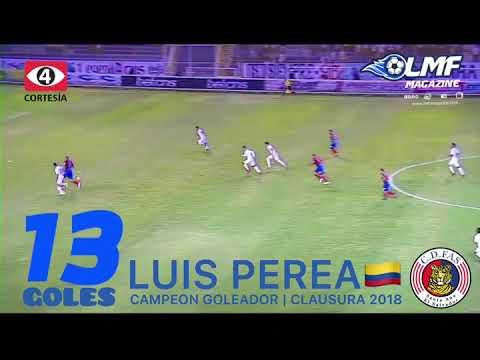 #LMFMagazine • 🎥 • Luis Perea | Campeón Goleador