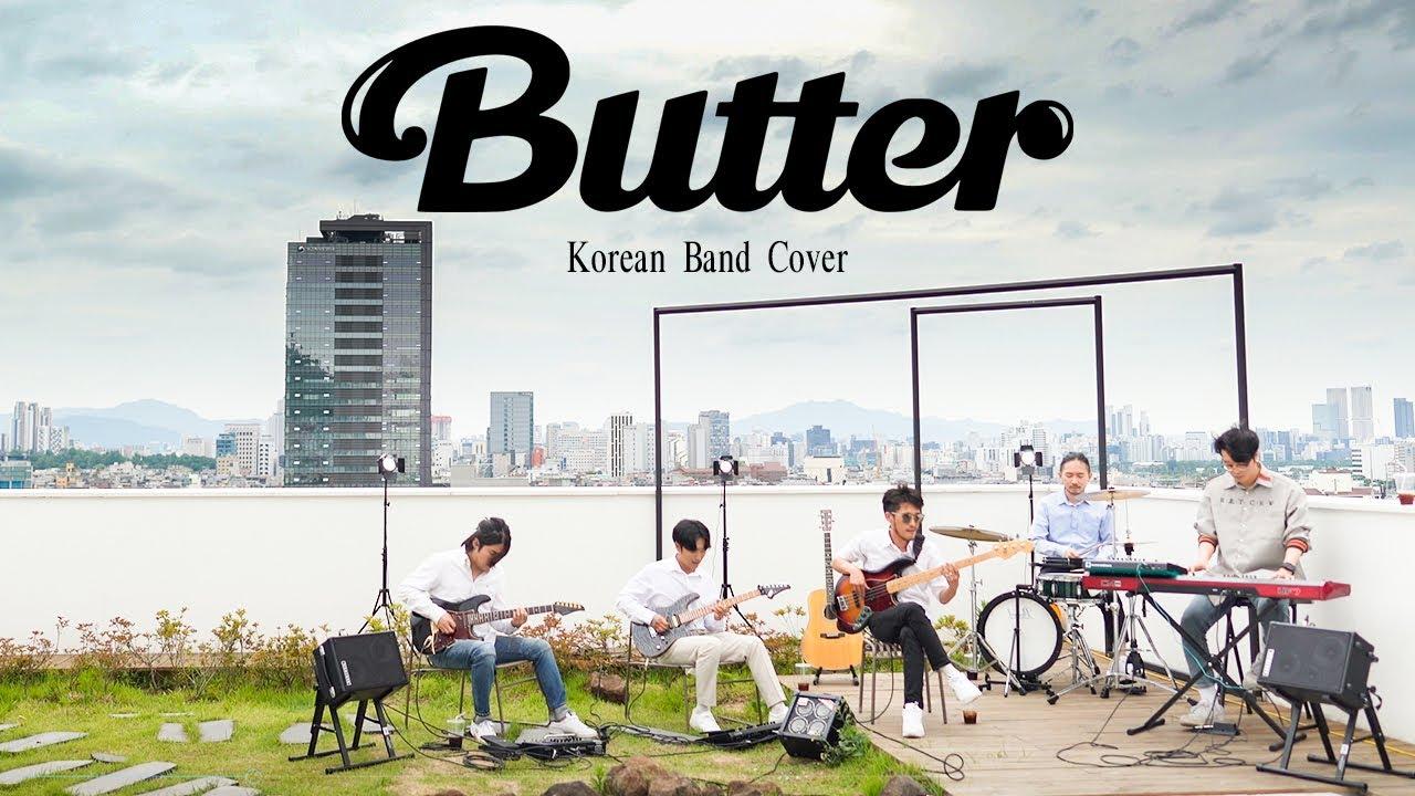 방탄소년단 (BTS) - Butter (Band Cover by 조선기타 (JS Guitar))