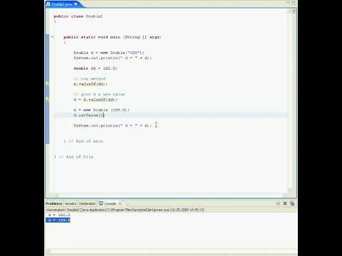 java-tutorial-in-eclipse-(wrapper-class-double)---double-values-in-java