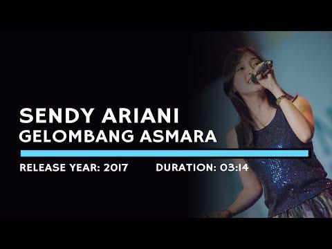 Sendy Ariani - Gelombang Asmara (Lyric)