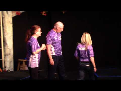Funny Things Improv Comedy Jan 29, 2018 Part 2 of 4