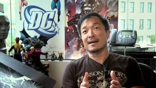 Drawing The Dark Knight: Jim Lee Draws Batman