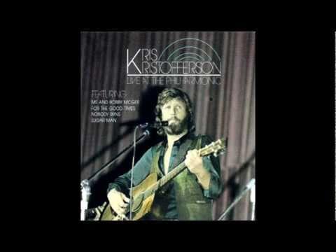 Kris Kristofferson & Rita Coolidge - Whiskey, whiskey (live, 1972)