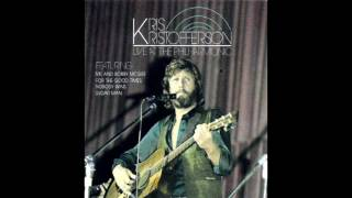 Kris Kristofferson & Rita Coolidge - Whiskey, whiskey (live, 1972)
