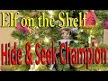 Elf on the Shelf - Hide and Seek Champion