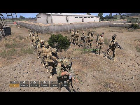 21st MEU Arma 3 Realism Unit: Operation Hybrid Snake Part 1