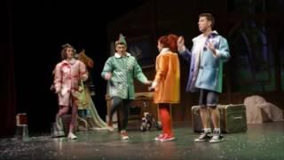 Peter Pan, en el desván Encantado