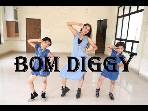 Bom Diggy | Zack Knight | Jasmin Walia | DANCE COVER | Shubhangi Litke Choreography