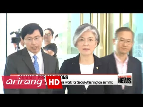 New foreign ministry starts Seoul-Washington summit preparation following president's appointment