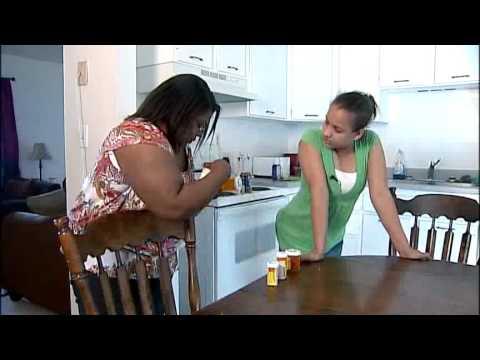 Adrianna's Story - Dayton Children's Medical Center - YouTube