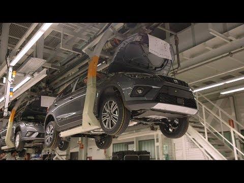 SEAT Car Production, Martorell