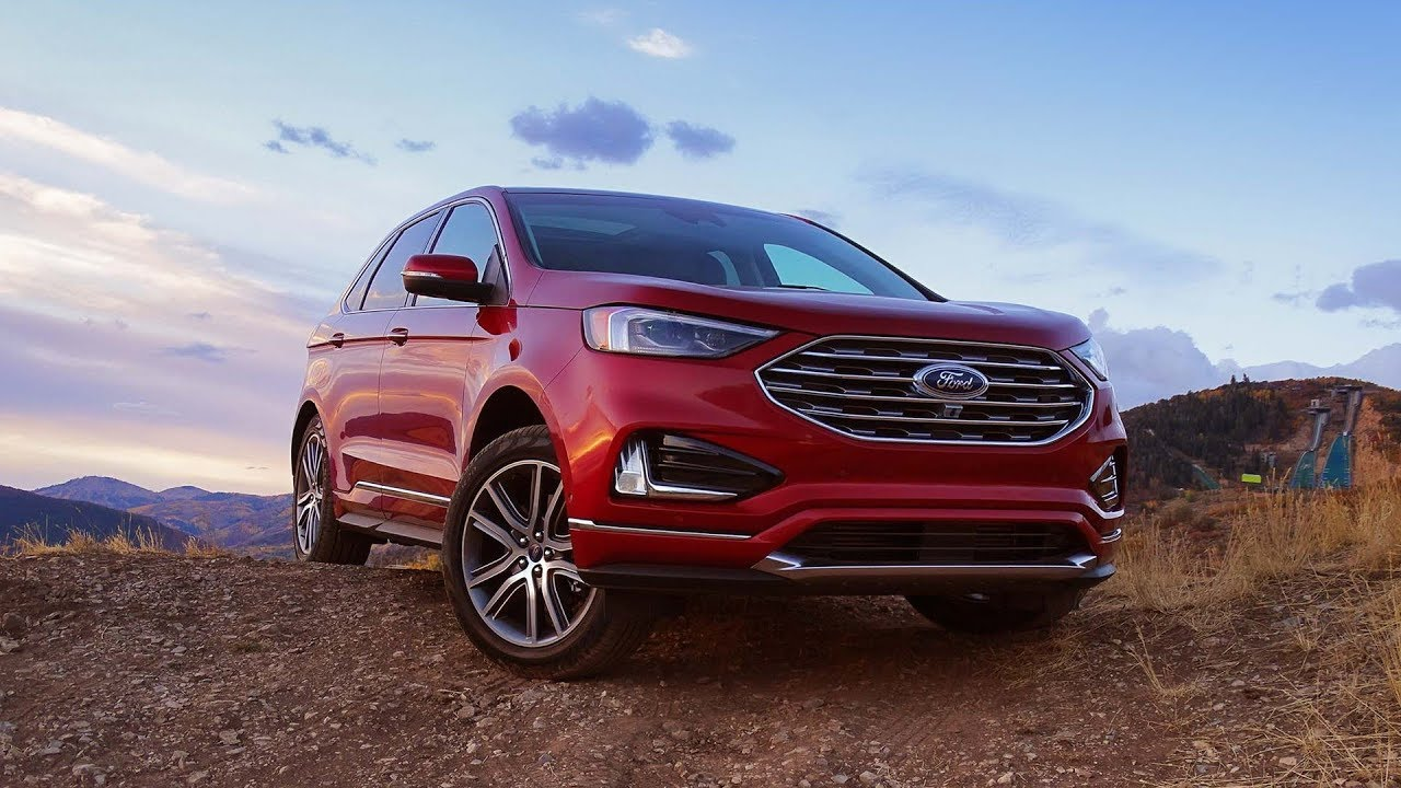 2019 ford edge st off road test drive design youtube. Black Bedroom Furniture Sets. Home Design Ideas