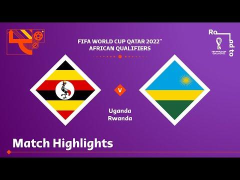 Uganda Rwanda Goals And Highlights