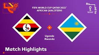 Уганда  1-0  Руанда видео