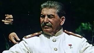 Stalin, Сhurchill, Truman, Big Three, Potsdam conference, July 1945, documentary, HD1080