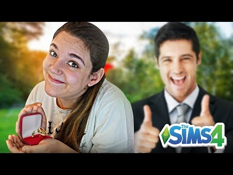 VOU ME CASAR - Do Lixo ao Luxo 2 (The Sims 4) thumbnail