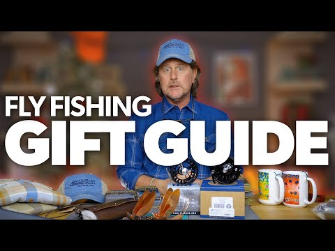 FLY FISHING HOLIDAY GIFT GUIDE (2019) - 10 More Gift Ideas To Send To Your Family