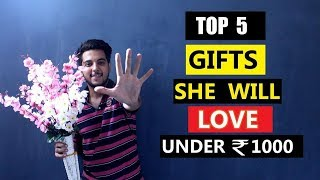 5 Cheap Affordable Gifts For Your Girlfriend Hindi