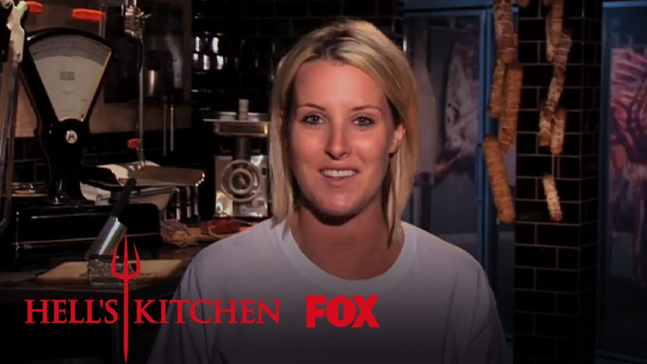 Susan Covers Her Face With Egg Season 11 Ep 11 Hell 39 S Kitchen Youtube