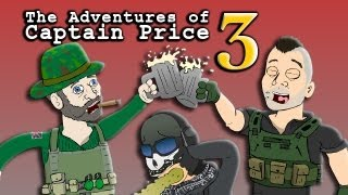 Repeat youtube video The Adventures of Captain Price 3
