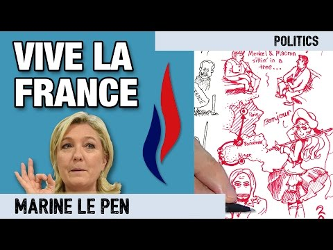 Vive La France | Marine Le Pen