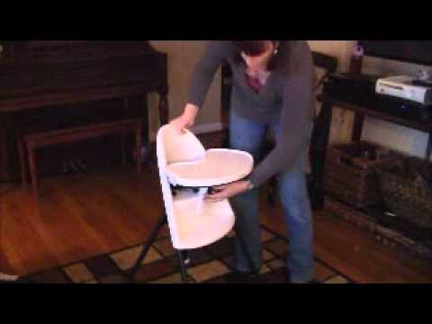 BabyBjorn High Chair Review.wmv