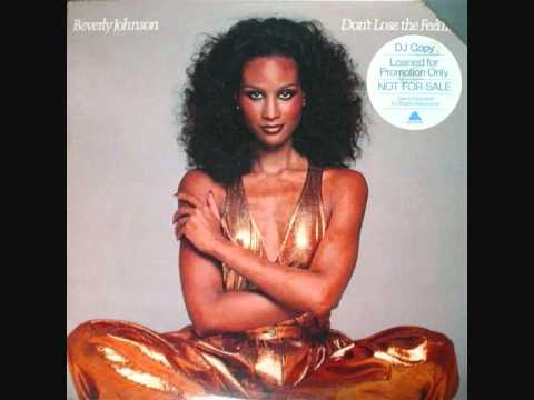 Beverly Johnson - Can't You Feel It (Original 12' Mix)