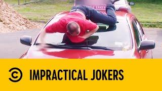 Clueless Driving Instructors | Impractical Jokers
