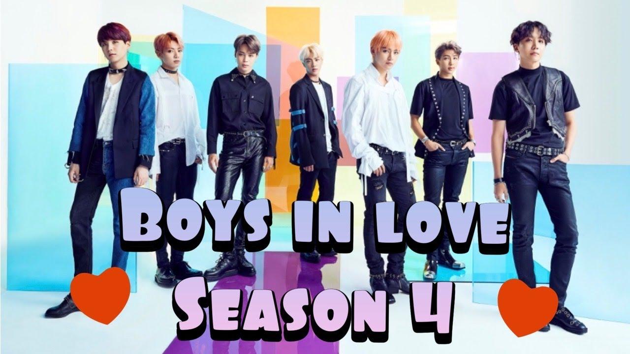BTS FF Boys in love (Season 4 - Episode 1)