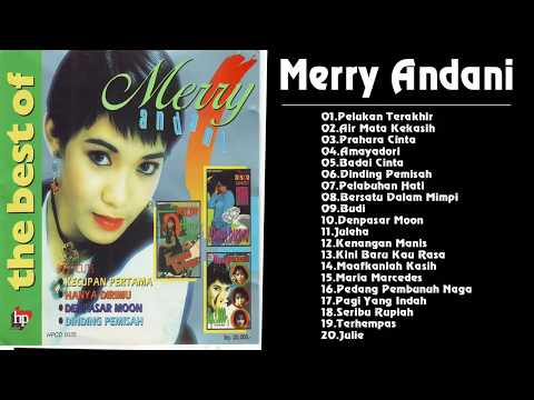 Merry Andani Full Album - Lagu Tembang Kenangan 80an 90an