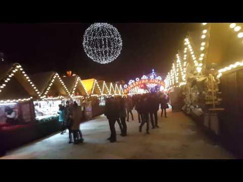 Lviv's Christmas market