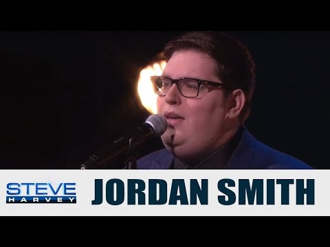 Jordan Smith Performs Hit Single! || STEVE HARVEY