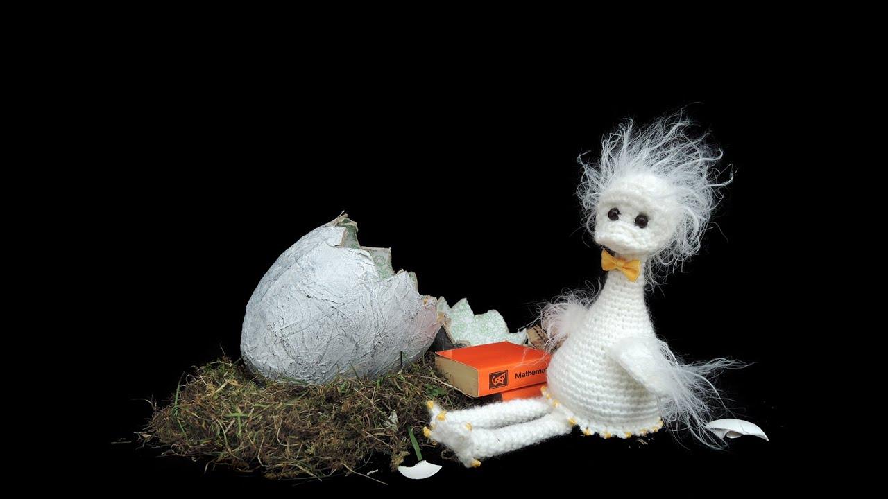 Albertchen Frisch Geschlüpft Ostern Küken Häkeln Crochet Easter