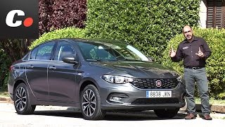 Fiat tipo 2017 | prueba / análisis / test / review en español | coches.net