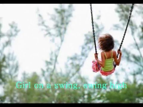 Girl On A Swing...The Happenings