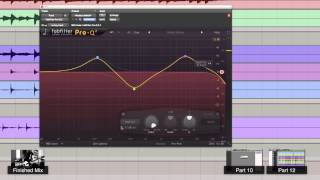 Drum Mixing Series Part 11 of 12 - Mixing Your Toms