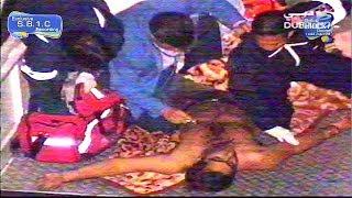 Indian hijacked Flight 814 in dubai news 1999 الطائرة الهندية المخطوفة في دبي