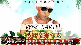 Vybz Kartel - Everyday is Christmas ▶TJ Records ▶Dancehall ▶Reggae 2015