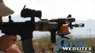 "10.5"" Suppressed AR15; LMT / DPMS / Surefire"
