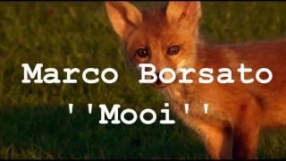 Marco Borsato - Mooi (Official Songtekst)