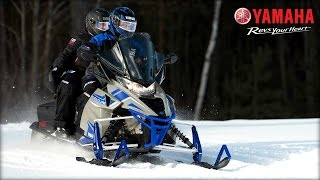 2018 Yamaha Touring Series Snowmobiles